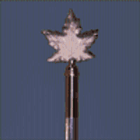 flagpole top