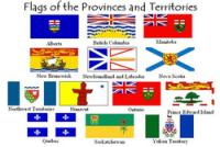 Provincial flags